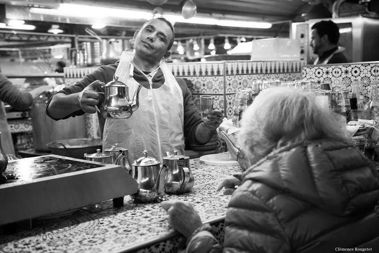 Marché des Enfants Rouges, Quartier du Marais. Paris IVe. Paris Blackandwhite Portrait Market Marche Des Enfants Rouges Followme Marais