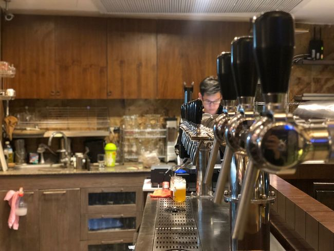 Friday night Craft Beer Craftbeer Beer Indoors  Food And Drink Industry Machinery Food And Drink Kitchen Commercial Kitchen Men