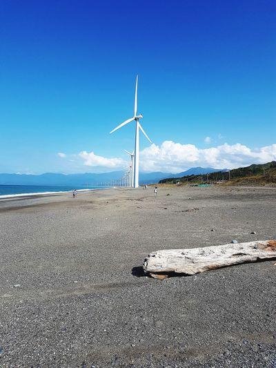 Wind Power Wind Turbine Windmill Nature Day Sunlight Sky Outdoors EyEmNewHere