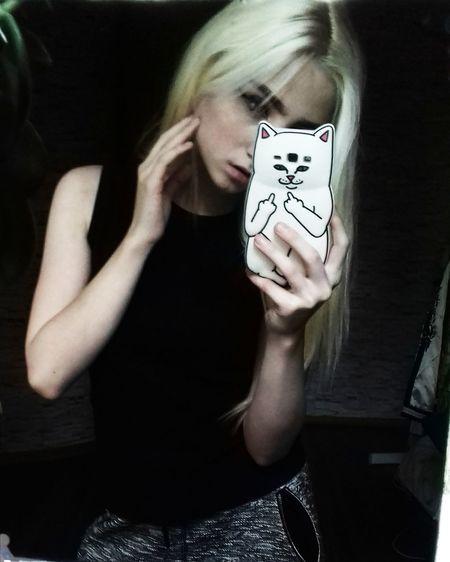 🔝🔝🔝🔝 Blackandwhite Love Blonde ♡ First Eyeem Photo