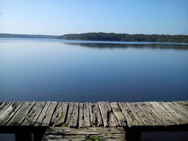 Lac Voyage Ponton