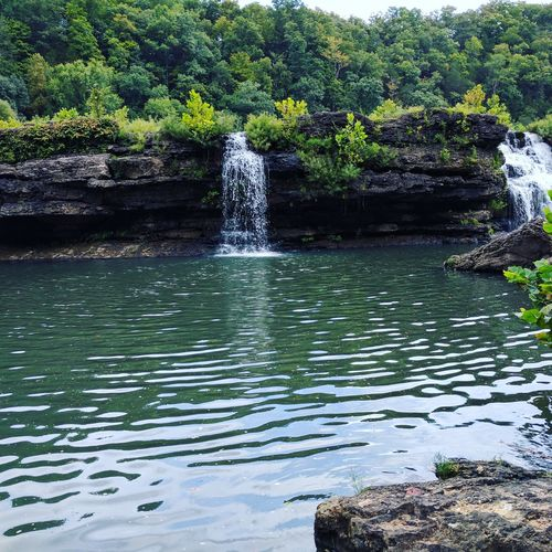 Rock Island Tennessee Nature Nature Photography Waterfall