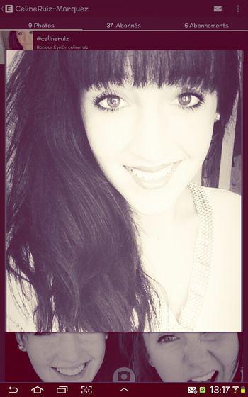 Celiine, la plus jolie, goo follow @celineruiz