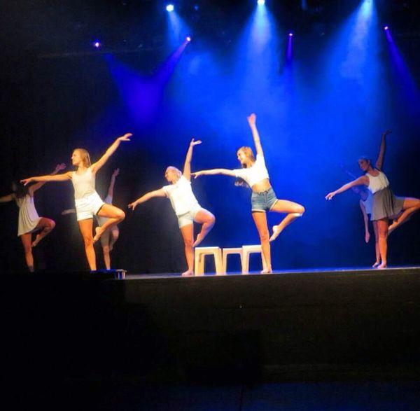 Danceperformance LifeIsAHighway DontTextAndDrive
