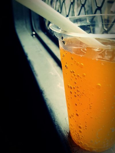 Orange Soda Indianrailways College Days Afternoon ChillOut
