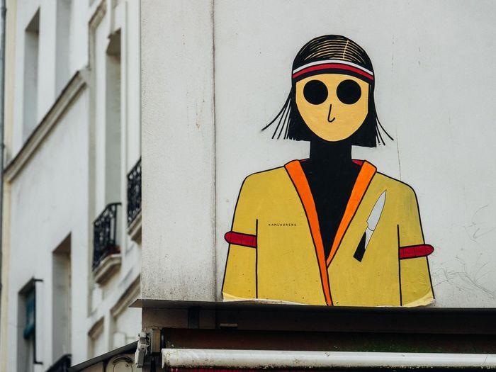 Street art about a Tenenbaum Street Art Street Art/Graffiti Street Artist Street Photography Streetart Streetart/graffiti StreetArtEverywhere Streetphotography Tenenbaum Wes Anderson