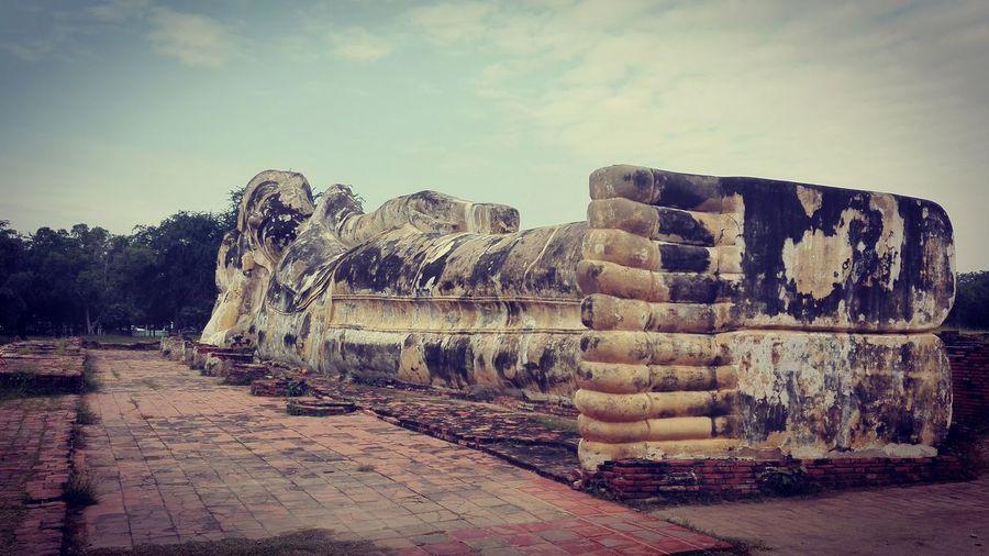 Traveling Working Bhudda Respect Countryside Lovelife