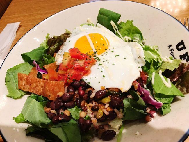 Kichijoji タコライス Comfortable WiredCafe Sofa Studying Food Freshness Healthy Eating