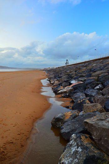 The Beach Nikon
