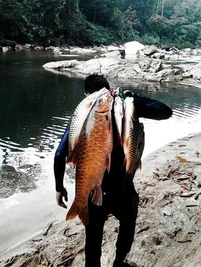 Borneo Style FishingStyleInBorneo WayToGo!