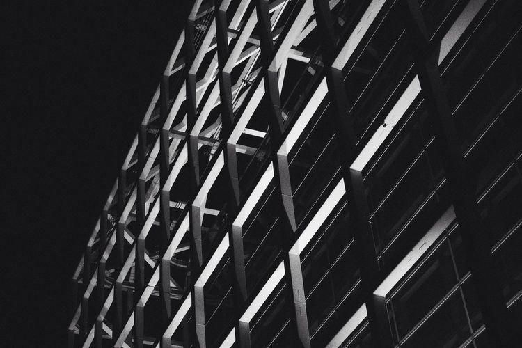 Grid tower EyeEm Best Shots - Landscape VSCO Tower Monochrome Photography Get Inspired