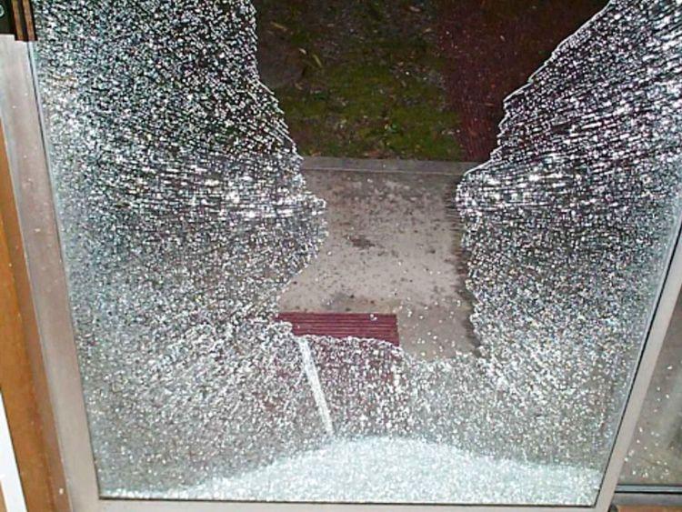 Broke window Sommergefühle Wine Not EyeEm Selects