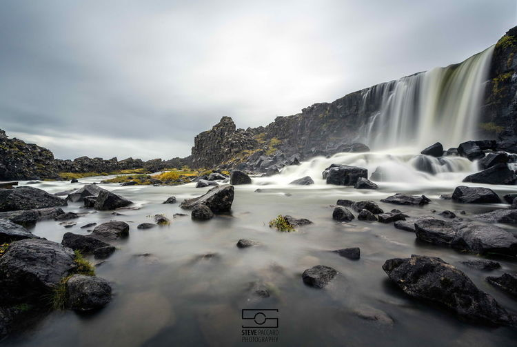 Waterfall Water Long Exposure Motion Travel Scenics Nature Outdoors No People Beauty In Nature Landscape Day Icelander Iceland Iceland_collection Icelandtrip Icelandic Nature Iceland Travel Iceland Waterfall Icelandic Landscape Icelandicnature Iceland216 Iceland Nature Iceland Trip