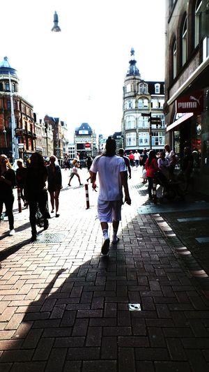 Amsterdam Streetphotography Personhood Hipster