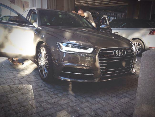 Audi Audi A6 Quattro 2015  Germancars Matrix LED