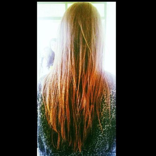 New hair, quase como eu quero Crescemaaaaais