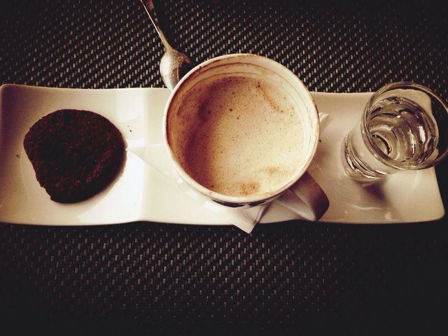 Coffee Cappucino Coffeeaddict