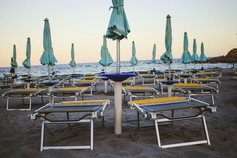 Water Chair Sky Sea Table Land Seat Beach Outdoors Sand Beach Umbrella