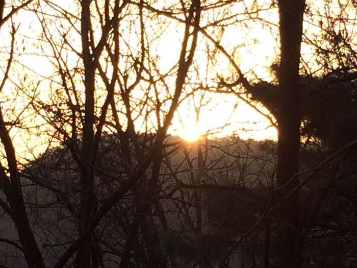 Happy New Year Sunup Sunrise See The Sunrise