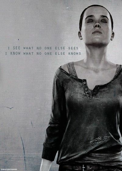 Beyond: Two Souls Jodie Games Quote