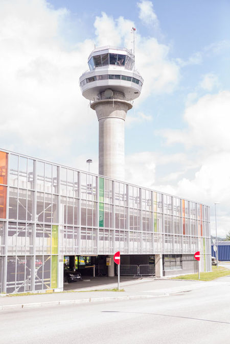 Airport Architecture Building Exterior Built Structure City Cloud - Sky Day No People Outdoors Sky Travel Destinations Trondheim