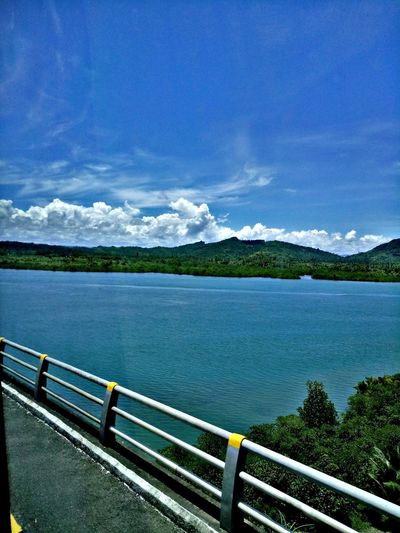 Railing Lake