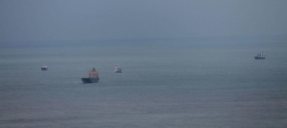 Big Boat Blue Blue Sky Boats Ocean Sea Ship Shiplife Shipping  Ships Transport Transportation Travel Traveling