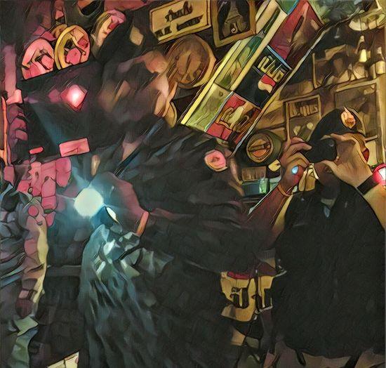 Thailand Army Army Life Raid Torch Torchlight People Bar