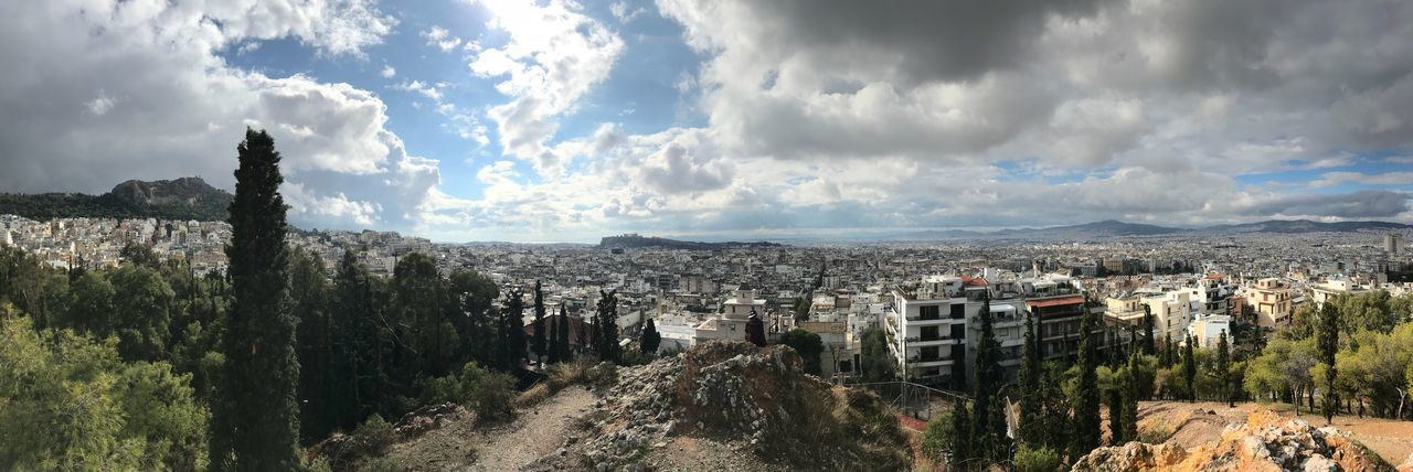 Athen Athen Greek Cloud - Sky Sky Architecture Mountain Day Nature Outdoors