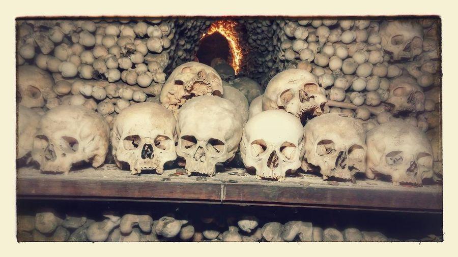 Skulls♥ Mystic Thousandsof Bones