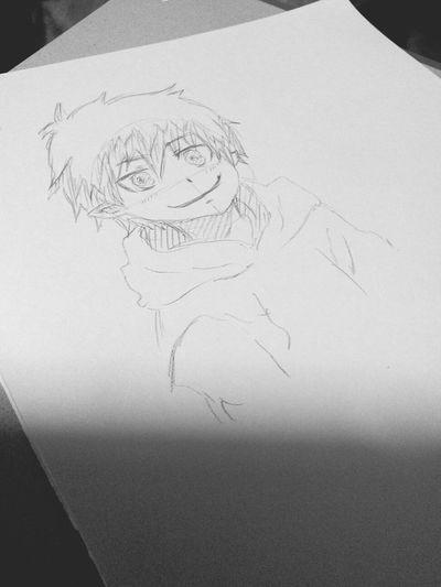 Drawing Ao No Exorcist Manga Anime