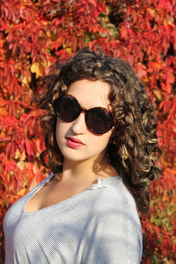 Cheese! Taking Photos That's Me Curls Autumn Nofilter Nature Canoneos1100D Canonphotography Sunglasses ✌👌