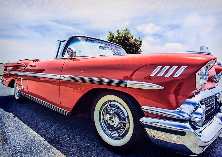 '57 Car Mode Of