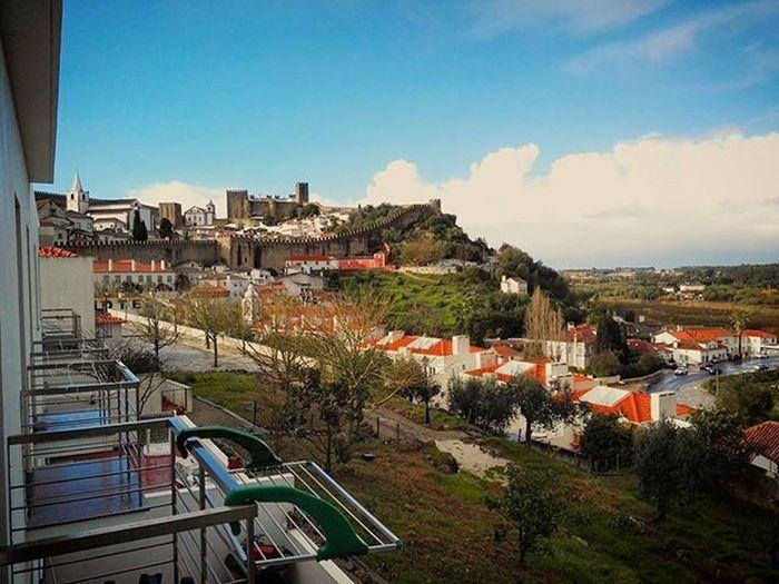 Homesweethome Rainingday 5mOfBlueSky Óbidos  Oestealive Portugal Castelodeobidos Huaweimates