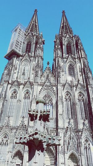 Köln Cologne Cologne , Köln,  Cologne Cathedral Religion Europe Europa Colognecity The Architect - 2017 EyeEm Awards