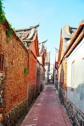 Historical Sites Island Kinmen Taiwan Travel Kinmen Attractions Kinmen Building Kinmen Tourism Settlement Taiwan Taiwan Attractions Taiwan's Outlying Islands 台灣 台灣旅遊 台灣離島 金門 金門建功嶼 金門建築 金門景點 金門瓊林聚落 金門聚落