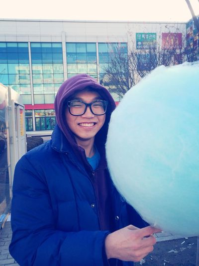 Cotton Candy. At HomePlus Cheese!