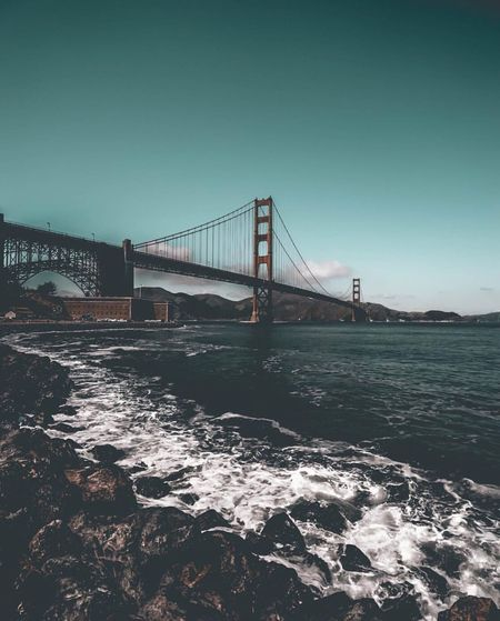 New York USA Gate Golden Gate Bridge First Eyeem Photo