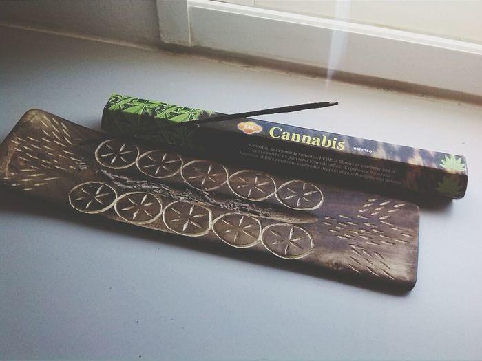 Relax Incienso  Cannabis