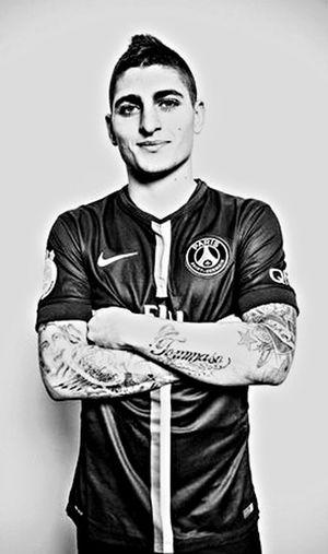 Bébé 😘 PSG  Marco Verrati Guffetto
