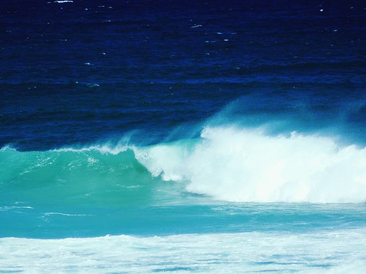 Blue Wave Waves, Ocean, Nature Waves Crashing Waves Breaking Nature's Diversities Fine Art Eye For Detail EyeEm Best Shots Seeing The Beauty In Life Showcase June EyeEm Best Shots - Landscape EyeEm Best Shots - Nature Beauty In Nature Fine Art Photography Check This Out On The Way Eyem Best Shots Adventure Time