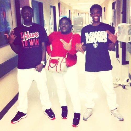 Cocaine White & Jays #Check #TTeam #BrothersKeeper