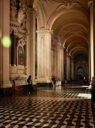 Arcades Architecture Place Of Worship Interior Design Classical Architecture