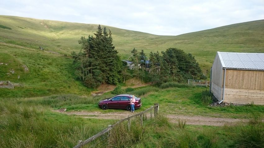 Uswayford farm. Hidden in the trees about 3 miles up a rough track from coquet valley thats really too rough for cars. Beautiful area Northumberland Northumberland National Park Uswayford Cheviothills Cheviots Almostgreenlaning Takingcarsplacestheyshouldntgo Seat Cordoba 6l Seat Cordoba Uk 2015  Enjoying Life Relaxing North East England