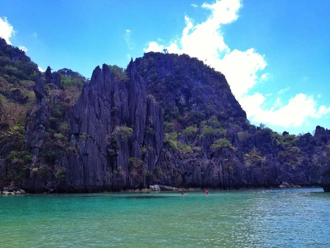 Nature at its Best in Cadlao Island, El Nido, Palawan, Philippines Enjoying The Sun Wanderlust Summertime Eyeem Philippines IPhoneography Mobile Photography See The World Through My Eyes Life Is A Beach Filipino Wanderlust Snapseed