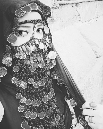 Me Oldish Old-fashioned Oldcairo Traditional Clothing Egyption Woman 💪 Selfie ✌ Egypt Egyptian-Faces Engoying Life Old City Pattern Abstract One Person Adults Only Women Adult Indoors  People Human Body Part Day