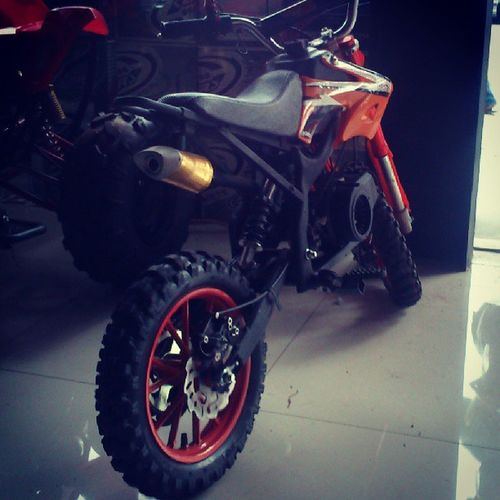 Mini Motorcross  Bike Bikermart purwokerto Indonesia