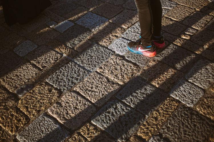 Human Inspiration Leg Lifestyles Nike NikeRun Outdoors Photography Run Running Shadow Shadows & Lights Sunlight Sunset Travel Travel Destinations Women