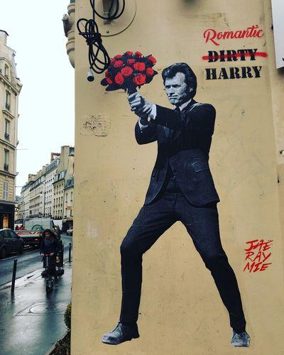 Harry !! Streetphotography Streetart UrbanART Paris