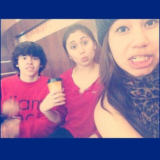 @meybellancheta & Randyy(: